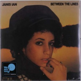 Janis Ian Between The Lines LP
