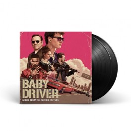 Soundtrack Baby Driver LP