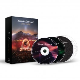 David Gilmour Live At Pompeii Deluxe CD2+BLU-RAY2