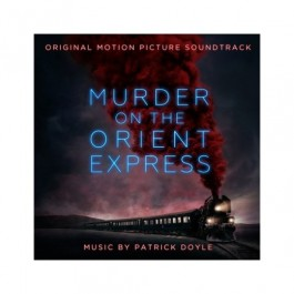 Soundtrack Murder On The Orient Express By Patrick Doyle CD