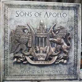 Sons Of Apollo Psychotic Symphony LP2+CD