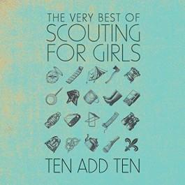 Scouting For Girls Ten Add Ten Very Best Of LP2