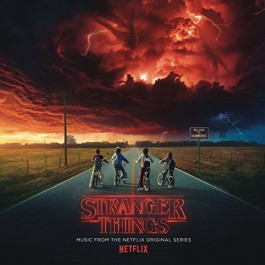 Soundtrack Stranger Things Netflix Series Season 1&2 LP2