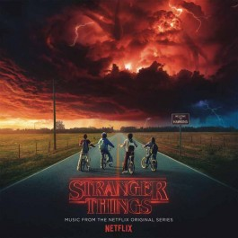 Soundtrack Stranger Things CD