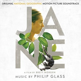 Soundtrack Jane By Philip Glass CD