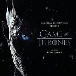 Soundtrack Game Of Thrones Season 7 Music By Ramin Djawadi LP2