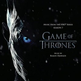 Soundtrack Game Of Thrones Season 7 Music By Ramin Djawadi CD