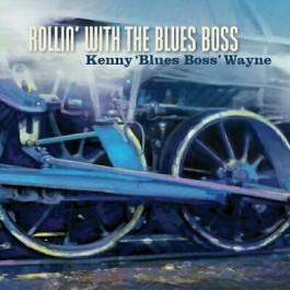 Kenny Wayne Blues Boss Rollin With The Blues Boss CD