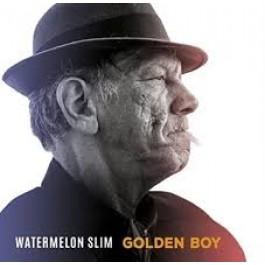 Watermelon Slim Golden Boy CD