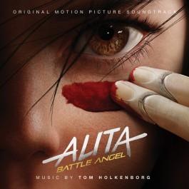 Soundtrack Alita Battle Angel Music By Tom Holkenborg CD