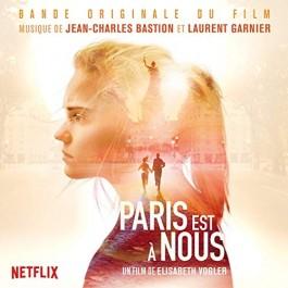 Soundtrack Paris Est A Nous Music By. Laurent Garnier, Jean.charles Bastion LP