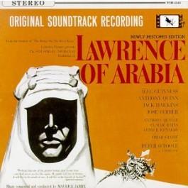 Soundtrack Lawrence Of Arabia CD