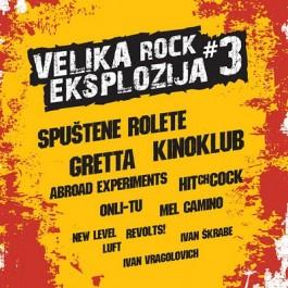 Razni Izvoači 3 Velika Rock Eksplozija 2010 MP3