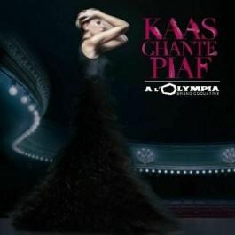 Patricia Kaas Kaas Chante Piaf DVD+CD