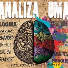 Analiza Uma Kužiš, Kopčaš, Kapiraš Il Kontaš CD