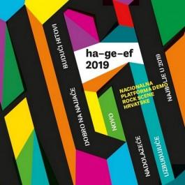Razni Izvođači Ha-Ge-Ef 2019 CD