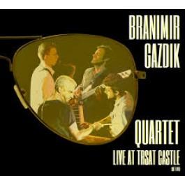Branimir Gazdik Quartet Live At Trsat Castle CD+DVD