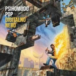 Psihomodo Pop Digitalno Nebo LP