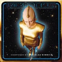 Soundtrack Gosti Iz Galaksije LP