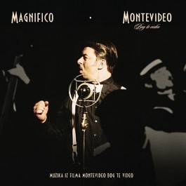 Soundtrack Magnifico Montevideo Bog Te Video Muzika Iz Filma CD/MP3