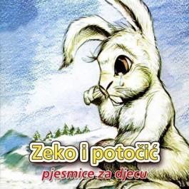 Razni Izvođači Zeko I Potočić - Pjesmice Za Djecu CD