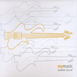 Goran Delač My Music CD