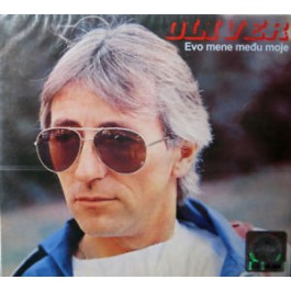 Oliver Dragojević Evo Mene Među Moje CD