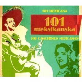 Razni Izvođači 101 Meksikanska CD4