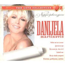 Danijela Najljepše Ljubavne Pjesme CD/MP3