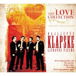 Razni Izvođači Najljepše Klapske Ljubavne Pjesme CD/MP3