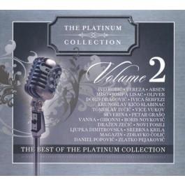 Razni Izvođači The Best Of Platinum Collection Vol.2 CD
