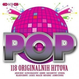 Razni Izvođači Pop CD6