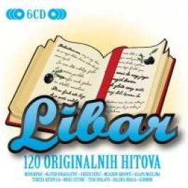 Razni Izvođači Libar CD6