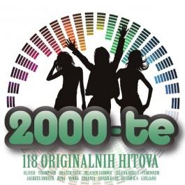 Razni Izvođači 2000-Te 118 Originalnih Hitova CD6