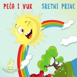 Bakine Priče Peća I Vuk, Sretni Princ CD