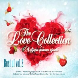 Razni Izvođači Najljepše Ljubavne Pjesma Vol. 2 CD/MP3