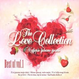 Razni Izvođači Najljepše Ljubavne Pjesma Vol.1 CD/MP3