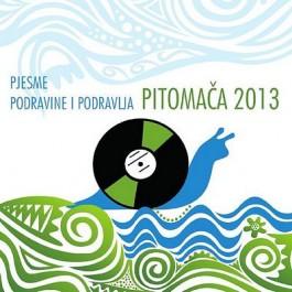 Razni Izvođači Pjesme Podravine I Podravlja, Pitomača 2013 CD2/MP3