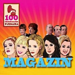 Magazin 100 Originalnih Pjesama CD5/MP3