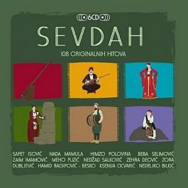 Razni Izvođači Sevdah CD6/MP3