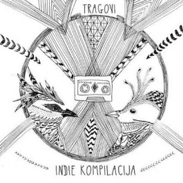 Razni Izvođači Tragovi Indie Kompilacija CD/MP3