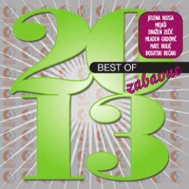 Razni Izvođači Best Of 2013 Zabavne CD/MP3