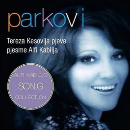 Tereza Kesovija Parkovi Pjesme Alfija Kabilja CD/MP3