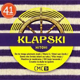 Razni Izvođači Klapski Hitovi CD2/MP3