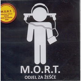 Mort Odjel Za Žešće CD/MP3