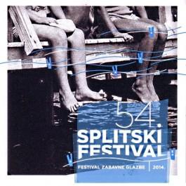 Razni Izvođači 54. Splitski Festival 2014 CD2/MP3