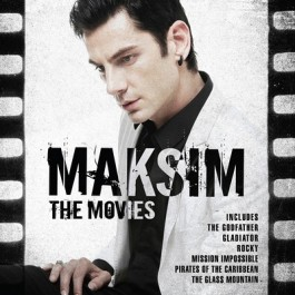Maksim Mrvica Movies CD/MP3