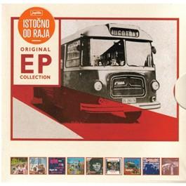 Razni Izvođači Original Ep Collection Istočno Od Raja CD9