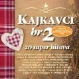 Razni Izvođači Kajkavci Br. 2 20 Super Hitova CD