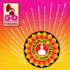 Razni Izvođači 50 Originalnih Pjesama Vinkovačke Jeseni CD5/MP3